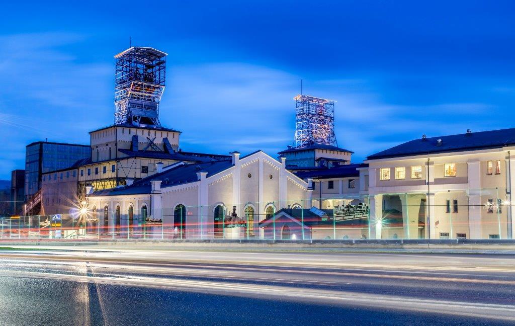 muzeum stara kopalnia w wałbrzychu